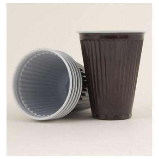 Műanyag Pohár Polar Cup Barna 180 ml